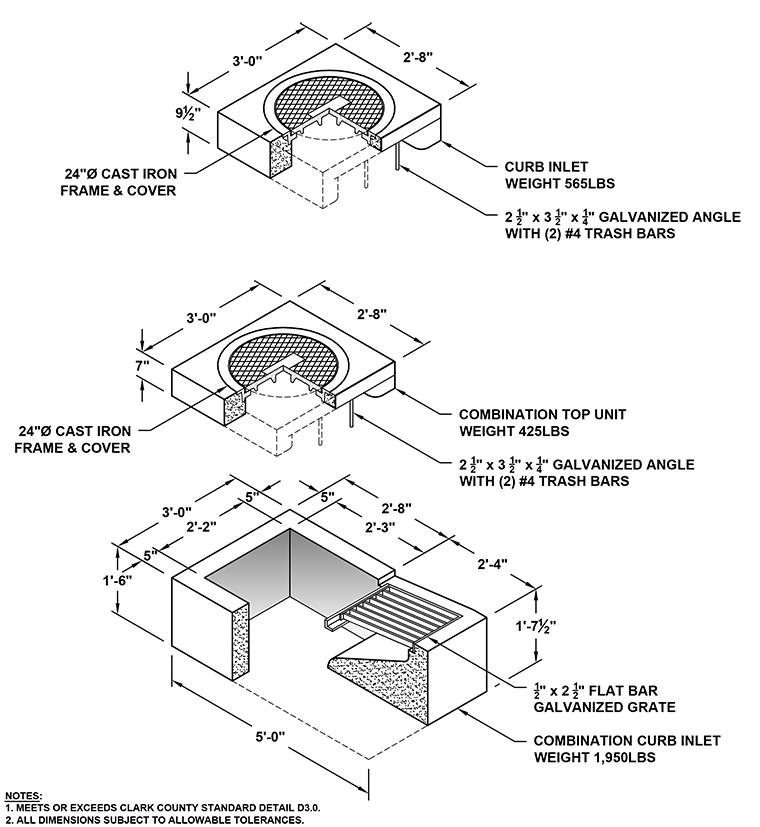 combination-inlet