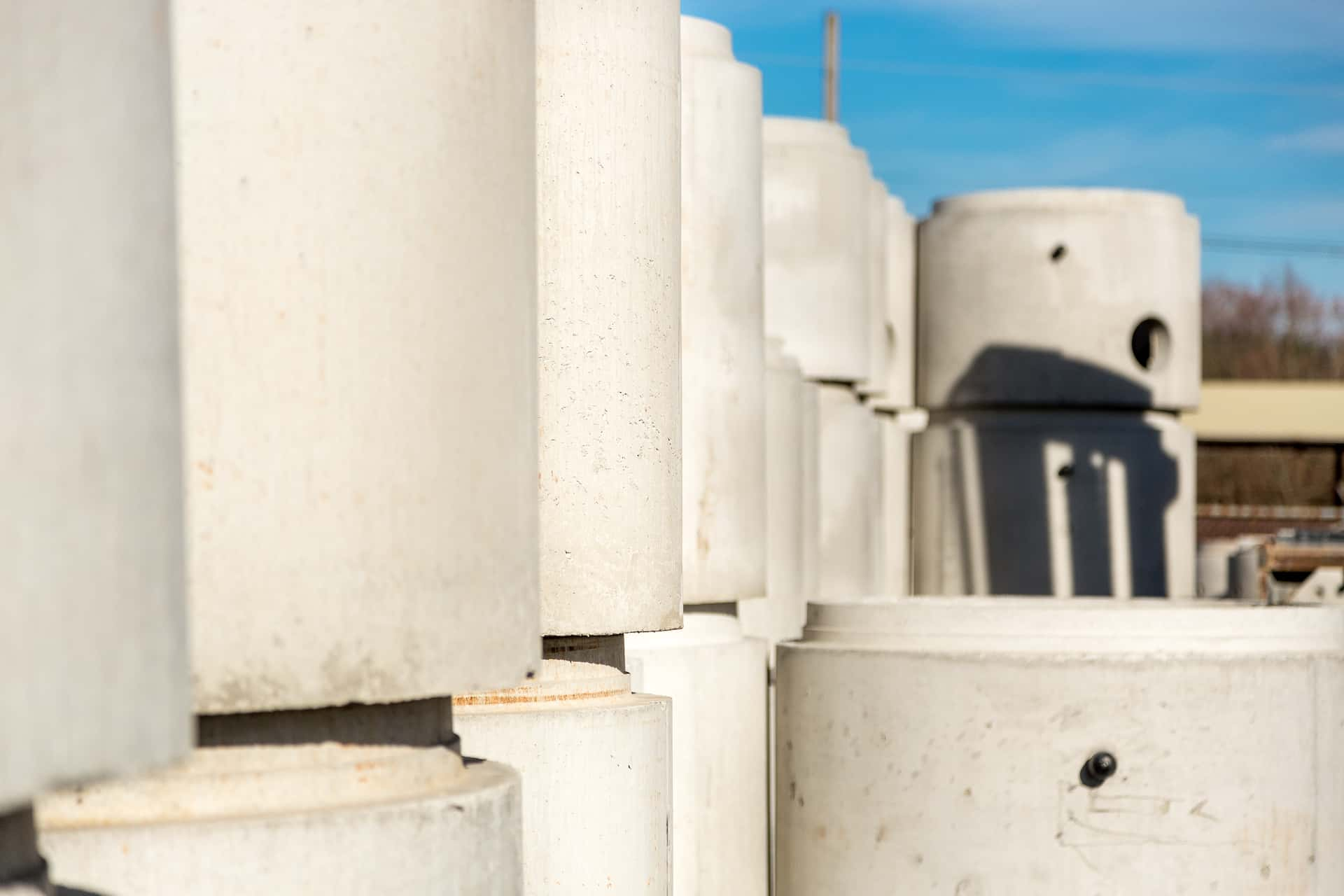 Columbia Precast concrete products