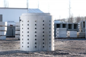 Manufactured Manhole by Columbia Precast Products