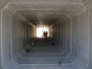 Vault Structures | Columbia Precast Products