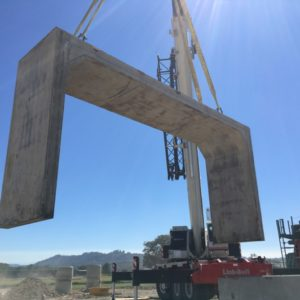 Save costs with fast installation Columbia Precast